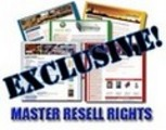 10 New Niche Sites With Full Master Resale Rights