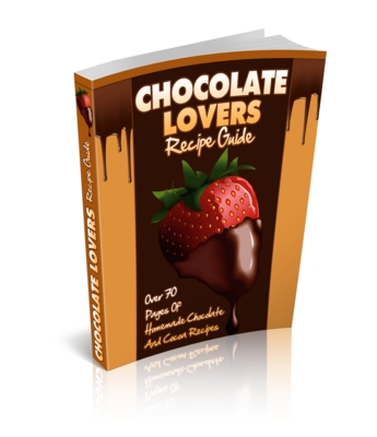 Product picture The Ultimate Chocolate Lovers Recipe Guide